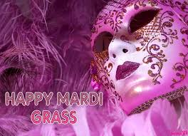 pink mardi gras mask 55 mardi gras greetings