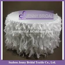 cheap wholesale table linens outstanding tc017h wholesale party white organza elegant wedding