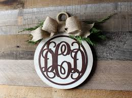 rustic vine ornament wreath monogram craftcuts com