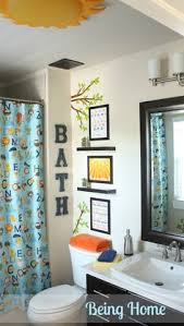Our Bathroom Makeover The Little - kids bathroom makeover kids bathroom boys bathroom for the home