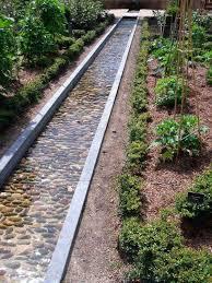 Garden Edging Idea Slate Flower Bed Edging Rocks And Wood Garden Edging Ideas Slate