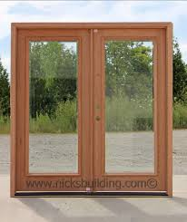 beautiful front entry door door with a lot of glass u003c3 bought at