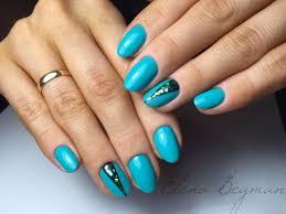 fingern gel design galerie nail 2081 best nail designs gallery blue gel ring