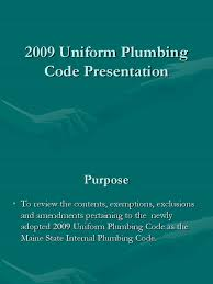 download 2009 uniform plumbing code upc docshare tips