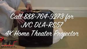 jvc home theater jvc home theater projector unbox video dla rs57 youtube