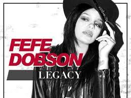 Legacy Lyrics – Fefe Dobson