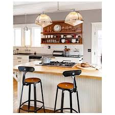 great display idea for our cream cookhouse clock from