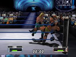 Backyard Wrestling Video Game by Wwf No Mercy Game Giant Bomb