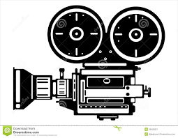 sketch retro camera isolated on white stock vector image 42232032