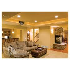Best Basement  Mancave Images On Pinterest Basement Ideas - Family room in basement