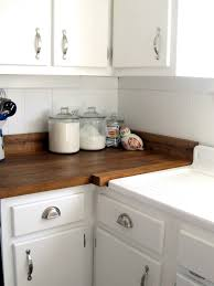 Butcher Block Table Tops Kitchen Butcher Block Countertops Cost For Adding Extra Workspace