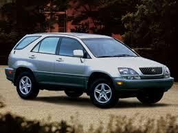 lexus rx 300 1999 lexus rx 300 consumer reviews cars com
