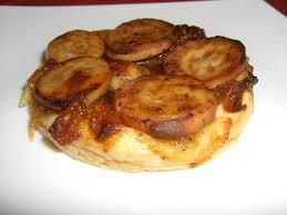cuisiner boudin blanc tarte au boudin blanc et chutney de pommes pour 6 personnes