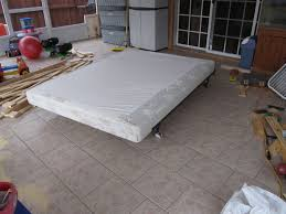 re building a bed foundation 12 steps with pictures