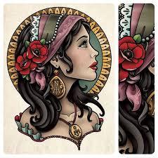 the 25 best gypsy tattoo sleeve ideas on pinterest gypsy