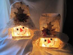 How To Decorate Glass Blocks The Best Pumpkins Scarecrow Costumes And Crafts Glass Block