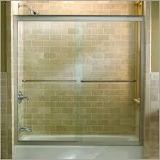 Kohler Fluence Shower Doors Shower Doors Canada Cozy Kohler Co Fluence Bypass Shower Door