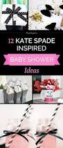 Barbie Themed Baby Shower by Kate Spade Baby Shower