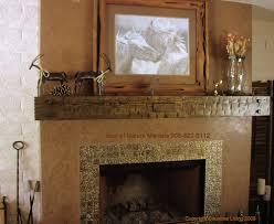 rustic wood fireplace mantels binhminh decoration