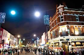 camden christmas lights switch on u2013 visitlondon com blog