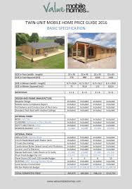 twin unit mobile home general prices 2016 value mobile homes