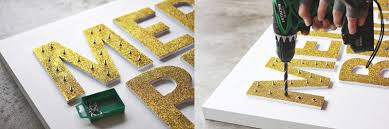 light up letters diy christmas light up marquee diy a beautiful mess