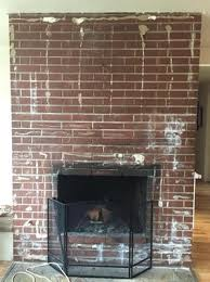 lowe u0027s painted fireplace makeover customer stories