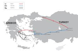 Map Of Greece And Turkey by Best Turkey And Greece Travel Package Turkey Tour Specialist