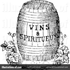 wine clipart wine clipart 1113178 illustration by prawny vintage