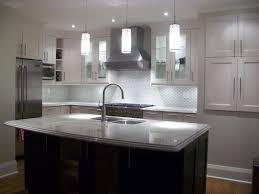 White Kitchen Cabinets Granite Countertops by Granite Countertop White Kitchen Cabinet Door Retro Refrigerator