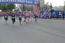 thanksgiving atlanta half marathon media race announced for 2017 ajc peachtree road race atlanta