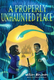 A Place Book A Properly Unhaunted Place Book By William