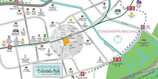 grandeur park tanah merah mrt price list showflat 8100 8444