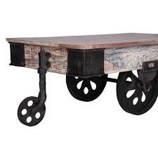 cart coffee table maadze