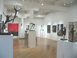accent lighting for paintings the site will emulate an art gallery in the way the gallery has