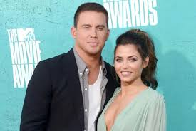 channing tatum stripping magic mike jenna dewan tatum proud of husband channing tatum s stripper moves