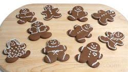 How to Make Gingerbread Men Cookies How To Cooking Tips
