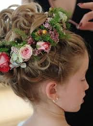 flower girl hair flower girl hair styles hairstyles
