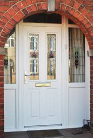 glass outside doors stunning white altmore composite door and windows with upvc side