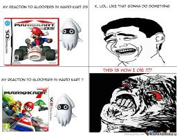 Ds Memes - mario kart ds and 7 will understand by mi4 slayer meme center
