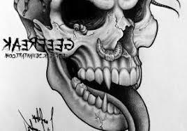 cool skulls with guns skulls and guns wallpaper graffiti arts