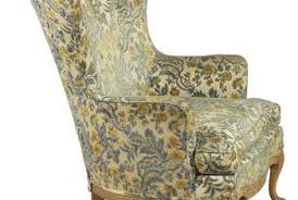 how to slipcover a chair how to cover a wingback chair home guides sf gate