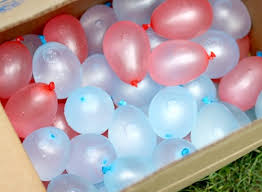 balloons in a box 5 things thursday on water balloon fights m is for