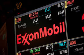 besieged by climate controversy exxonmobil puts a climate