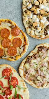 Easy Summer Entertaining Menu Grilled Pizza 4 Ways And Giveaways