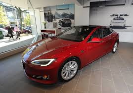 Car Bill Of Sale Ct by Dmv Puts The Brakes On Tesla U0027s Greenwich Showroom Connecticut Post