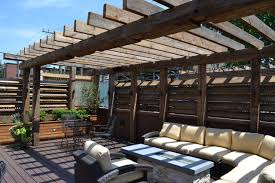 Glass Pergola Roof by Modern Pergola With Glass Crowdbuild For