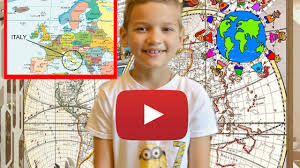 Interactive World Map For Kids by Video For Kids How To Memorize Countries For Children Interactive