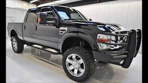 Ford Diesel Trucks Lifted - 2008 ford f250 diesel lifted truck for sale youtube