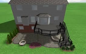 walkout basement deck and patio ideas crowdbuild for